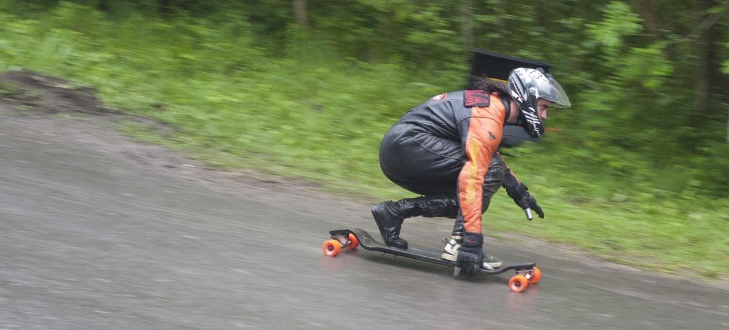 How fast can you go on a longboard