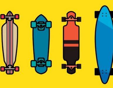 longboard types