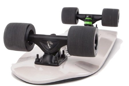 landyachtz dinghy polar bear trucks