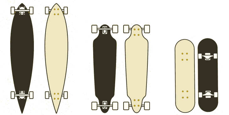 Skateboard Or Longboard