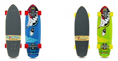 Smoothstar surf skateboard