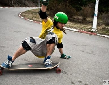 best sliding longboard setup