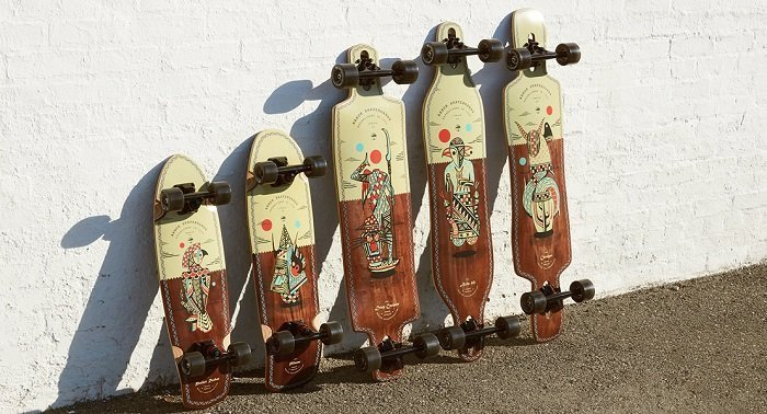 learn to skateboard at 40 - pick the right skateboard
