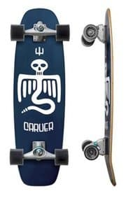 Point Break carver skateboard