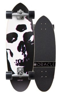Oracle Carver skateboard
