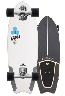 channel islands pod mod carver skateboard review