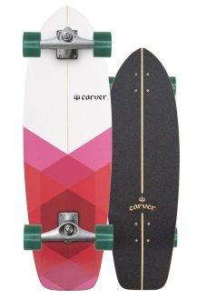Firefly carver skateboard