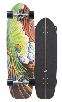 greenhouse carver skateboard
