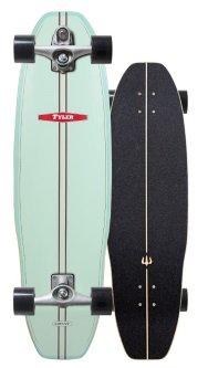 tyler riddler carver skateboard