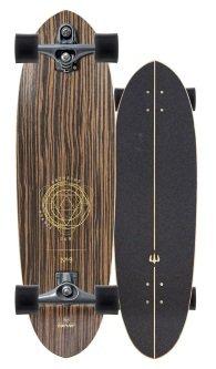 Haedron carver skateboard