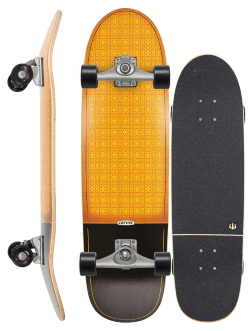 bel air carver skateboard review