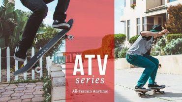Landyachtz ATV review