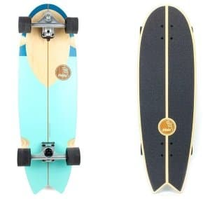 Slide skateboards Swallow Tail Nose Rider