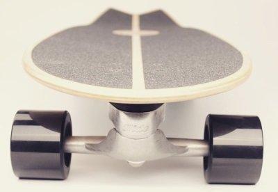 Slide surf truck