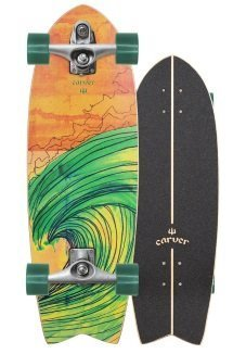 swallow carver skateboard