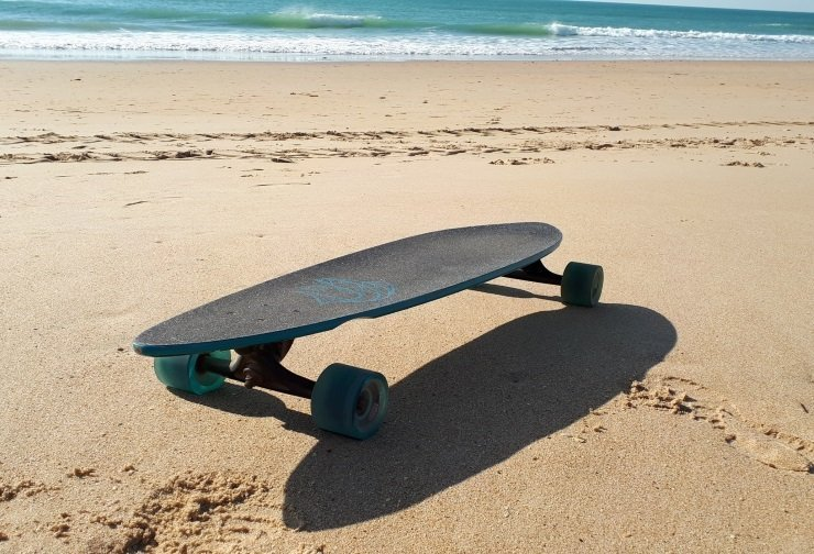 drop-through vs pintail - what are pintail longboards good for