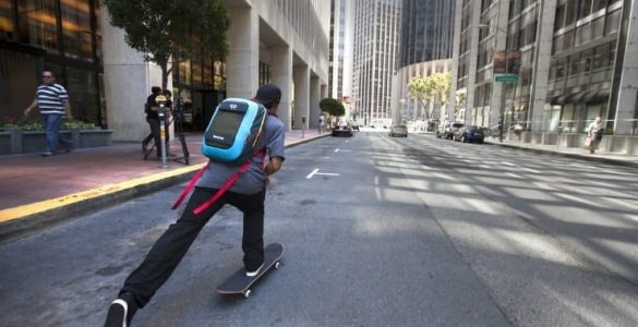 longboarding in san francisco