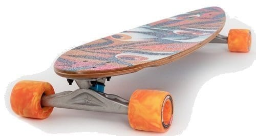 Landyachtz bamboo chief eyes