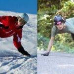 Skateboard vs Snowboard: A Hard And Cold Comparison
