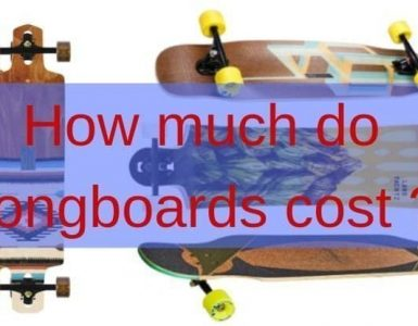 how much do longboards cost