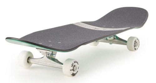 Z-Flex hybrid pool skateboard