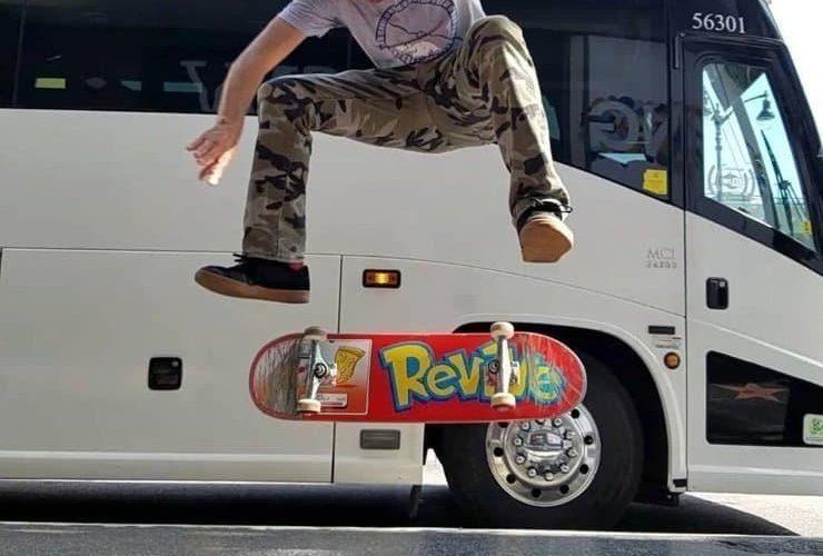 Revive skateoards review