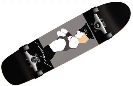 Darkstar Skateboards Rich Nagel cruiser review