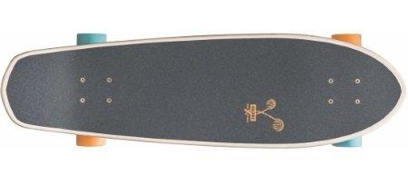 Globe Blazer short longboard