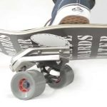 Skateboard Surf Adapter: Turn Your Board Into A Surfskate