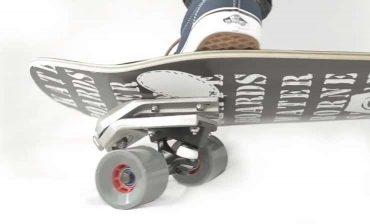 skateboard surf adapter