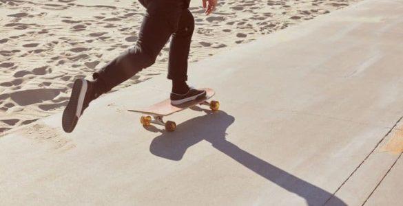 short longboard (Arbor Oso)
