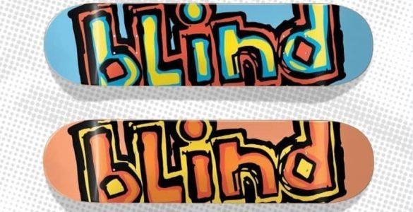 blind skateboards review