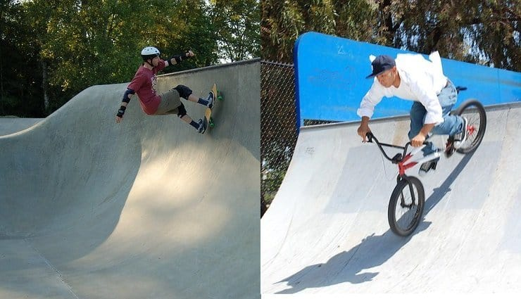 Skateboard vs BMX: Which Is A Better Choice?