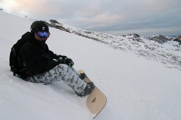 skateboard vs snowboard basic riding skills