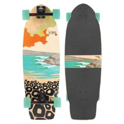 best skateboard for surfing - jucker hawaii