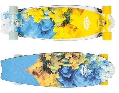 Dusters Kosher short longboard