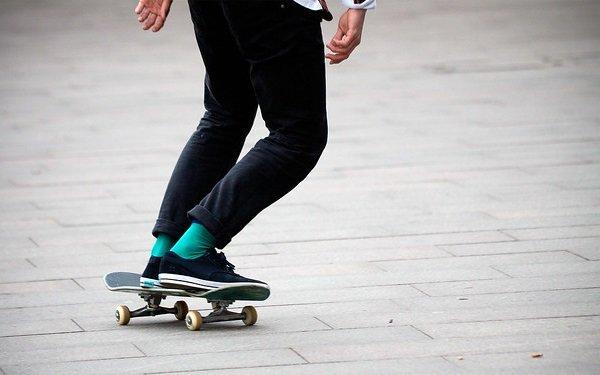 skateboard vs bmx learning curve