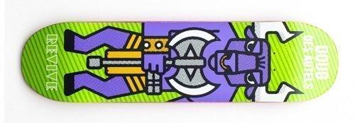 ReVive Skateboards Doug Des Autels Minotaur Review
