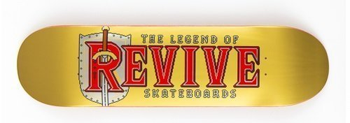 ReVive Skateboards Noble review