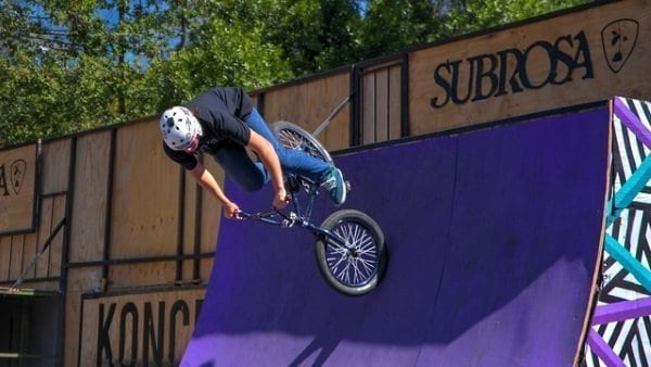 skateboard vs bmx riding locations