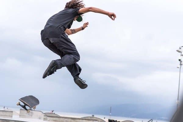 skateboard vs bmx safety