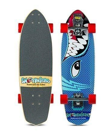 best skateboard for surfing - smoothstar