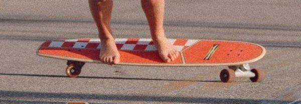 best skateboard for surfing - hamboards