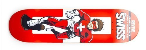 ReVive Skateboards The Swiss review
