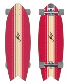 best skateboard for surfing - YOW