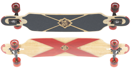 DB Longboards Coreflex Compound review