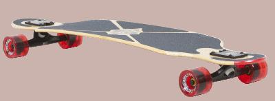 DB Longboards Coreflex Compound camber