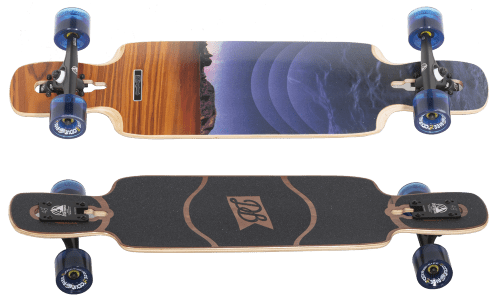 DB Longboards Vantage review