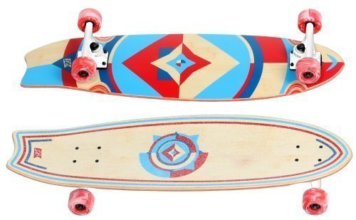 DB Longboards Mandala cruiser review