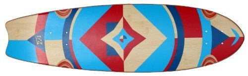DB Longboards Mandala cruiser shape